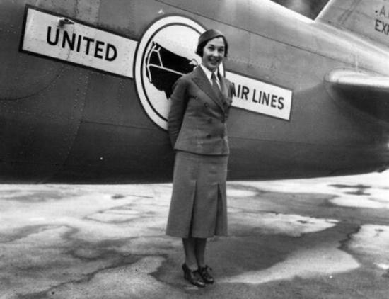 Стюардессы — лица авиакомпаний мира