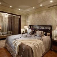 освещение в спальне без люстры фото 13