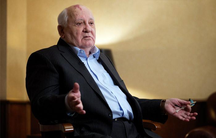 Расширение НАТО на восток началось,когда я уже не был президентом: Горбачев отверг критику Путина в свой адрес