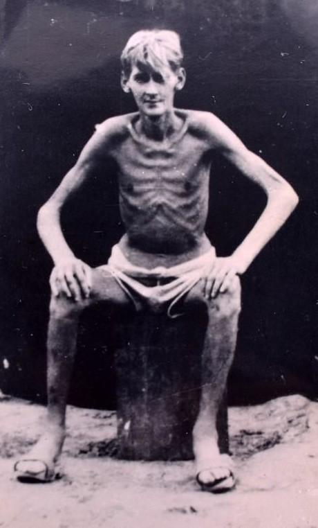 Японские лагеря смерти: как британских пленных во время II мировой превращали в живые скелеты