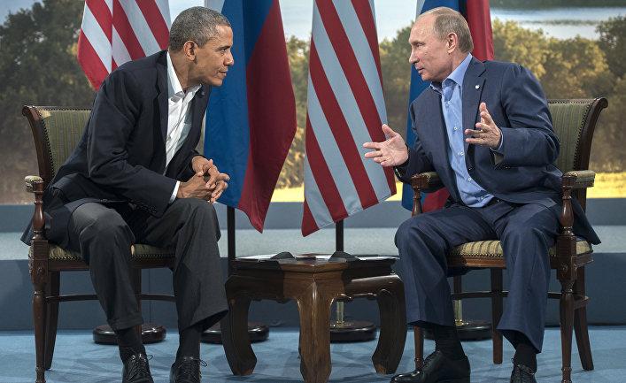 Путин платит Западу той же монетой? (Atlantico, Франция)