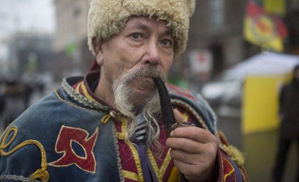 Гробовое молчание украинцев