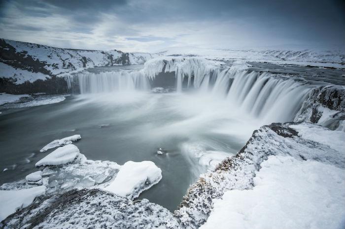 Потрясающая природа Исландии во всей красе
