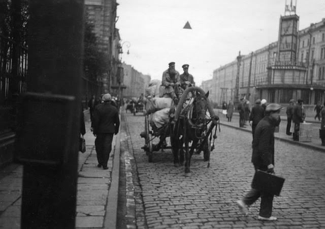 Москва 1935 года глазами викинга