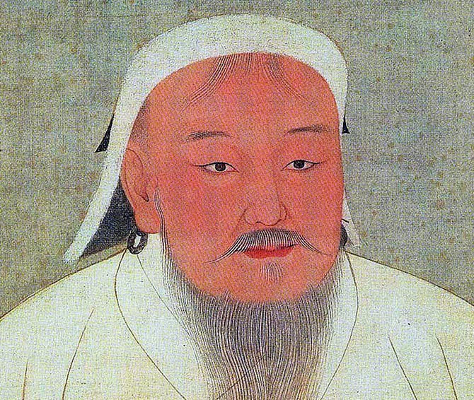Еще 25 вещей, которых мы не знали о Чингисхане!