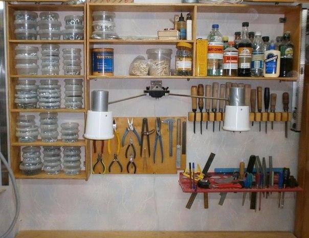 Шкаф под инструмент своими руками - Дом и гараж