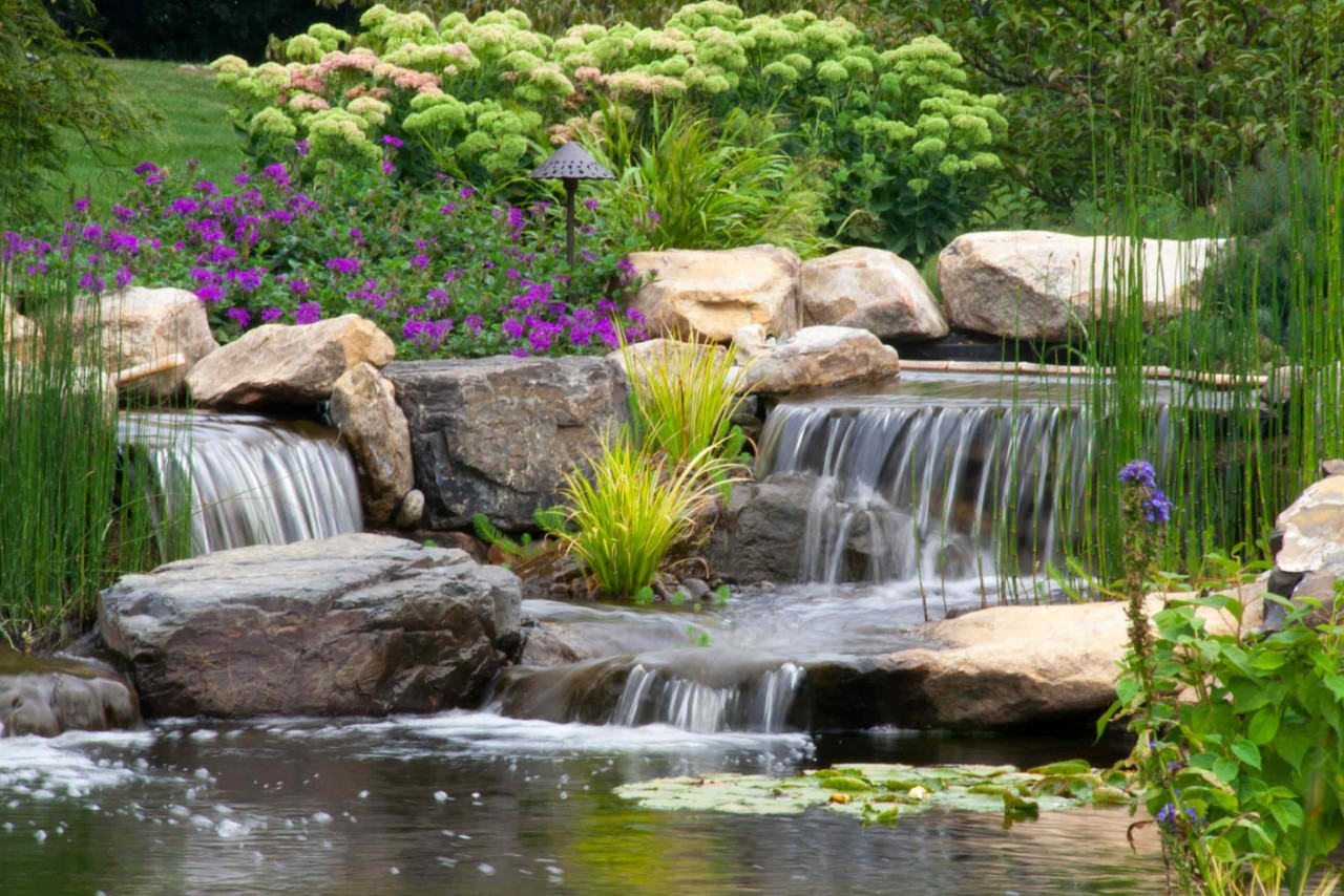 Водопады и каскады: Очарование падающей воды