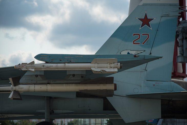 США снова жалуются на перехват СУ-27 самолёта-разведчика EP-3 над Черным морем