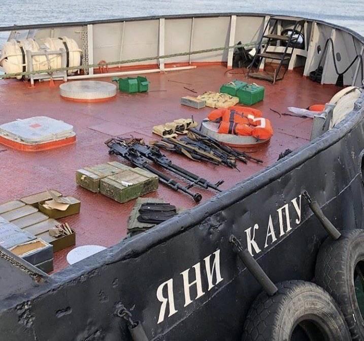 Bellingcat получил директиву: Катера ВМСУ были обстреляны в международных водах