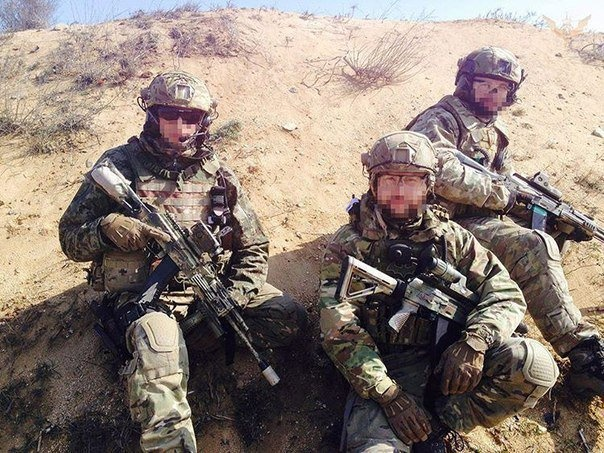 В Сирию прибыли отряды контрпартизанского спецназа «TURAN»