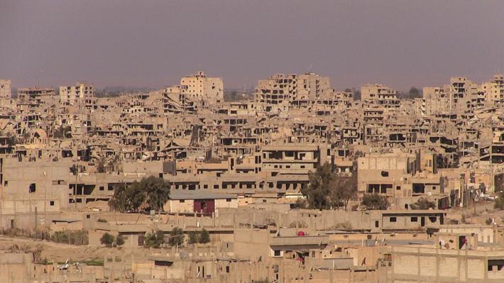 Отряд террористов сдался сирийским войскам в Дейр-эз-Зоре
