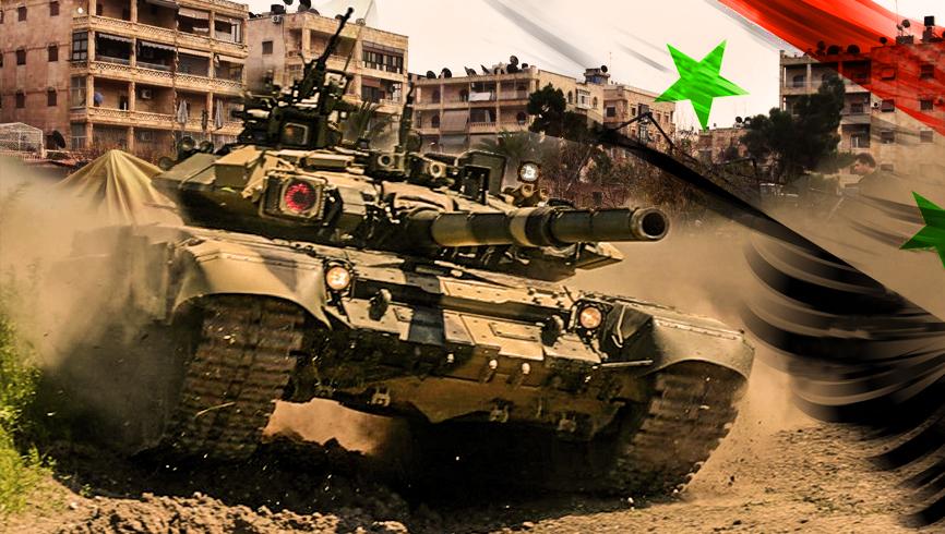Сирийская армия готовит серь…