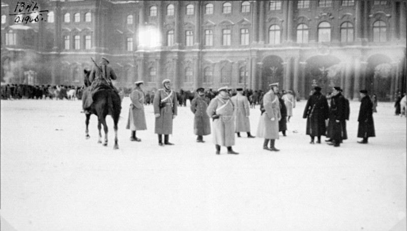Кровавое воскресенье. Русскую революцию 1905 г. устроил... Николай II? история, николай ii, россия