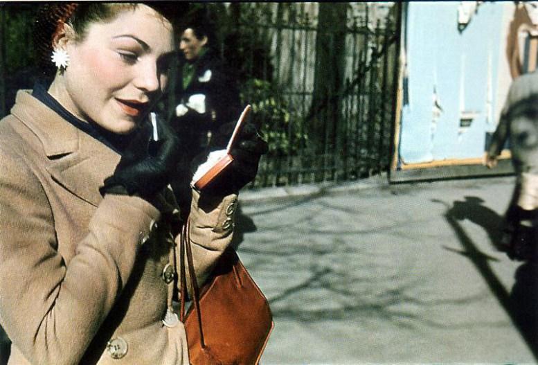 «Париж в оккупации 1941-44г». (Такая разная война. 48 фото)