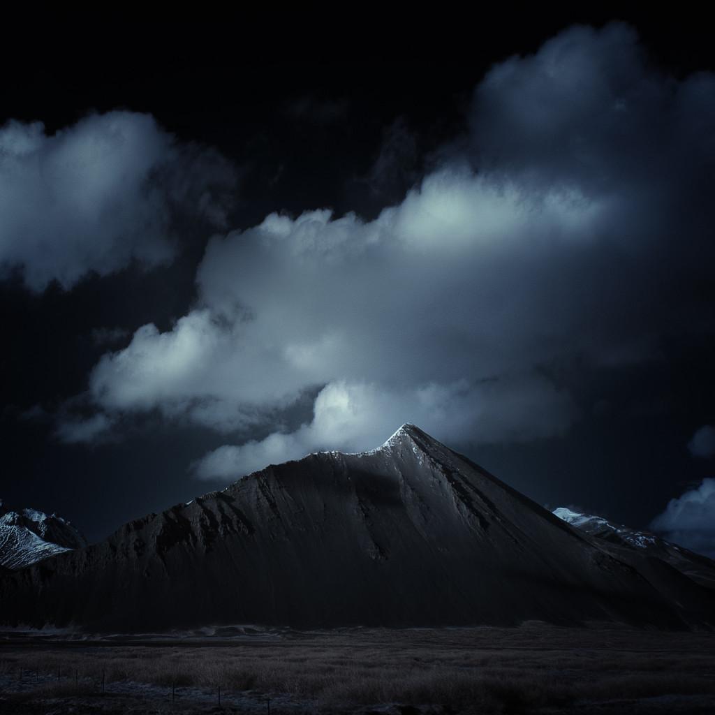 Великолепные инфракрасные снимки горных вершин