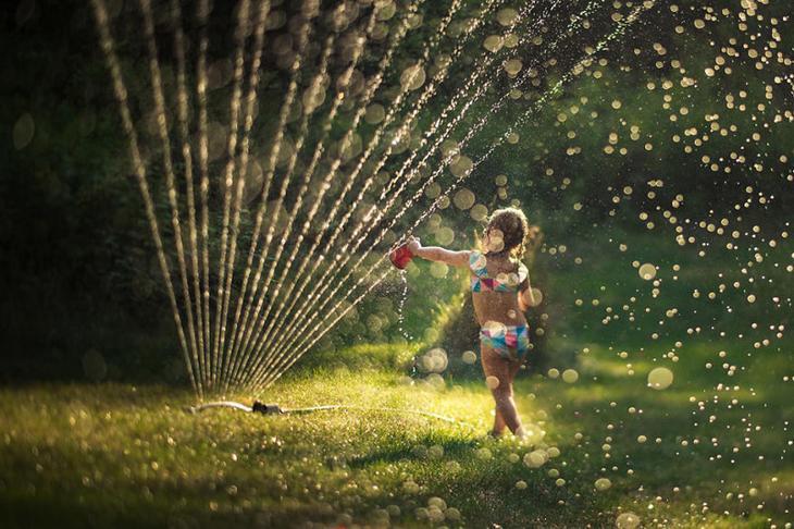 Холли Аллад, США дети, детские фото, детство, конкурс, летние фото, лето, трогательно, фотографии