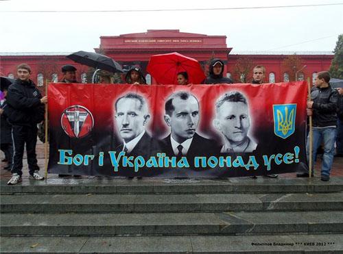 Фашизма на Украине нет – Тяг…