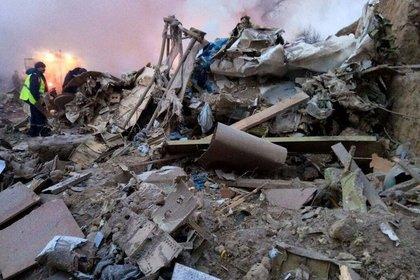 Власти Киргизии исключили версию теракта на борту разбившегося «Боинга»