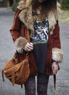 Шикарная небрежность. Как одеться в стиле Бохо-шик?