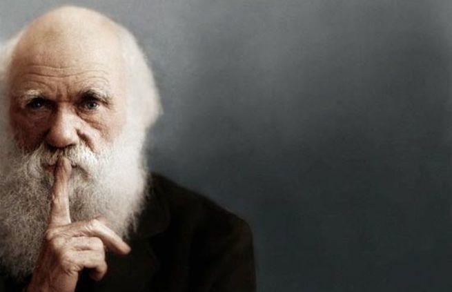 Теория Дарвина - теория заговора?