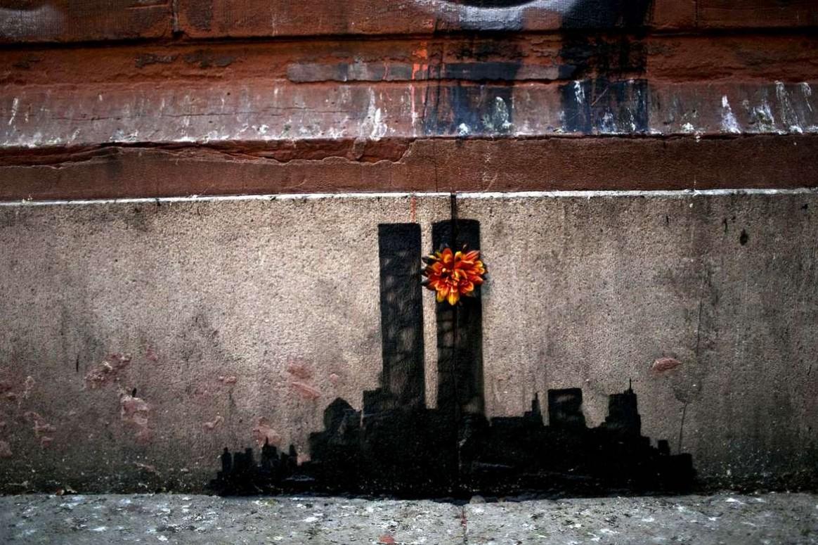 Бэнкси — стрит арт в Нью Йорке