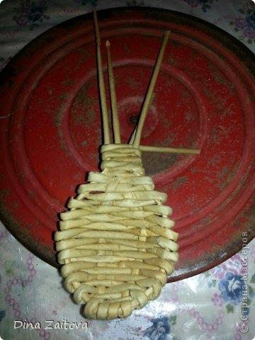 Плетение из газет. Декоративные ложки для украшения кухни (10) (360x480, 96Kb)