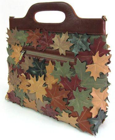 Шикарная сумка своими руками