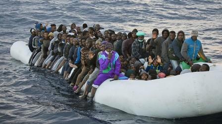 Уберегов Ливии перевернулась лодка смигрантами: погибли 20 человек