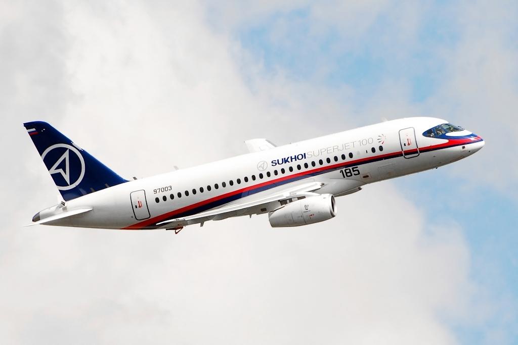 SSJ 100 должен летать: Россия ставит на крыло отечественные суперджеты