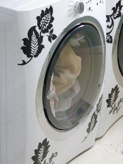 Как украсить стиральную машину: 5 гениальных идей!