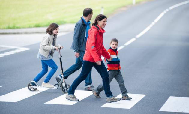 Размер штрафа для водителей, не уступающих дорогу пешеходам, вырастет 10 ноября