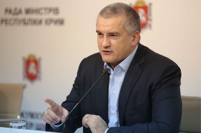 Сергей Аксёнов: «У каждого пляжа в Крыму будет имя и фамилия»