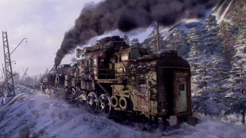Как на самом деле выглядит Metro: Exodus?