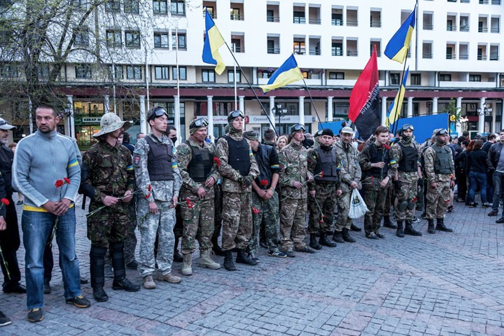 Борьба с терроризмом по-украински: или как «активысты» зарабатывают сегодня