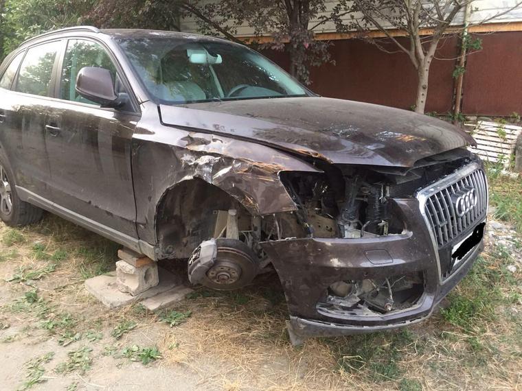 В Абхазии взяли в заложники туристов, попавших в ДТП, и требовали 200.000 рублей