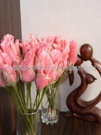 Букеты роз из конфет своими руками пошаговое фото для начинающих