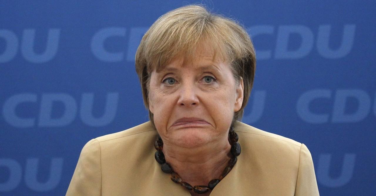 Порошенко поднагадил Меркель по полной программе