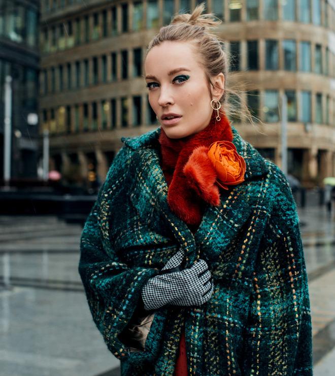 Делай ноги: Наталья Давыдова — о том, как носить колготки