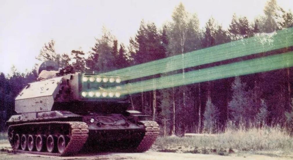 Секретные проекты СССР: лазерное оружие «Омега» - прародитель комплекса «Пересвет»