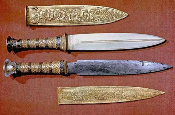 Археологи рассказали о древнем оружии «космического» происхождения