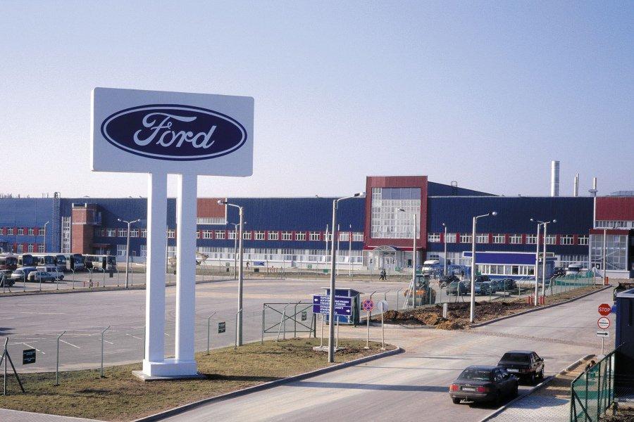 Над заводами Ford в России нависла угроза закрытия