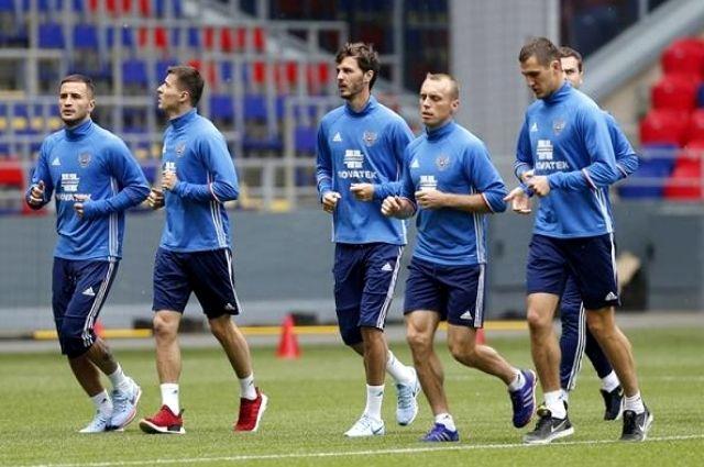 Сборная России поднялась в рейтинге ФИФА на 62-е место
