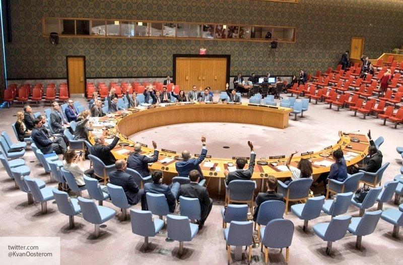 Совбез ООН обсудит создание …