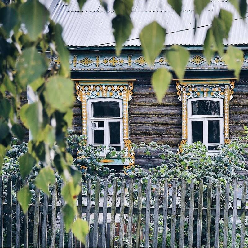 Остров, Калужская область глубинка, деревня, красиво, лес, россия, село, фото