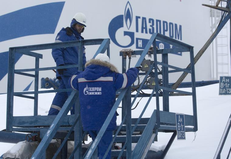 Польша призвала Европу отказаться от российского газа