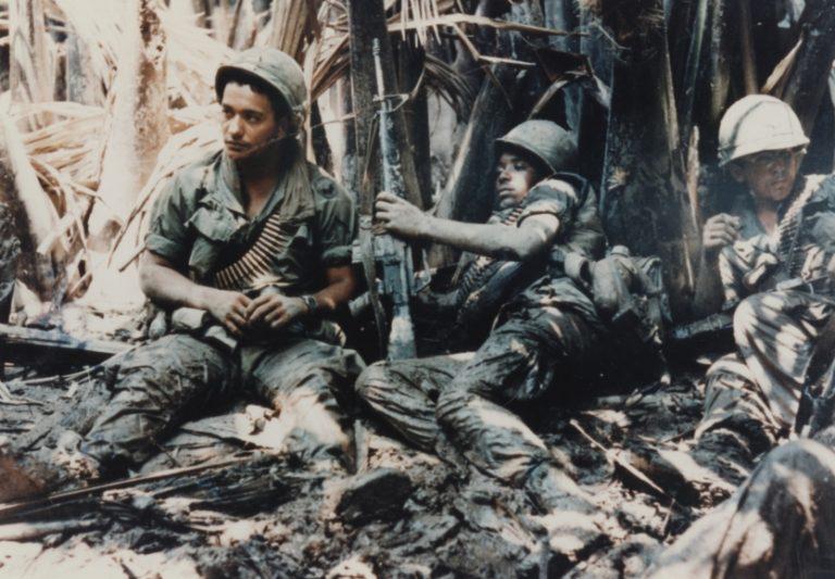 Вьетнамская война: как на самом деле воюют американцы