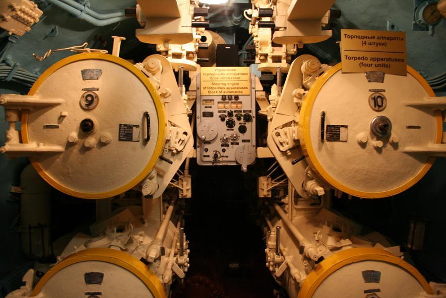 как проехать к музею на подводной лодке
