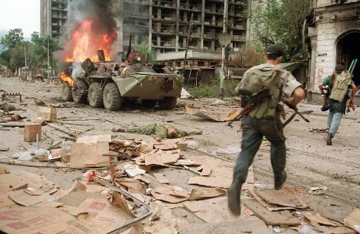 Война в Чечне: Подвиг разведвзвода под командованием сержанта Данила Бларнейского в Бамуте в 1995 году