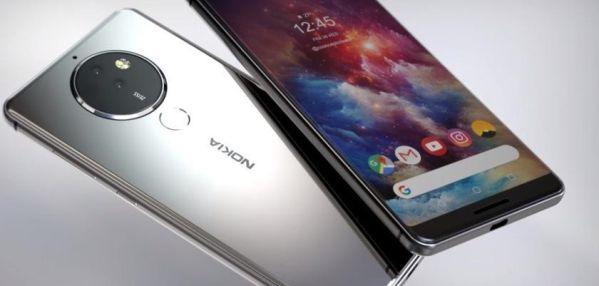 Смартфон Nokia 8 Pro может в…