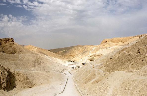 Археологи приблизились к обнаружению гробницы супруги Тутанхамона